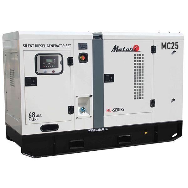 Трехфазный генератор Matari MC 25