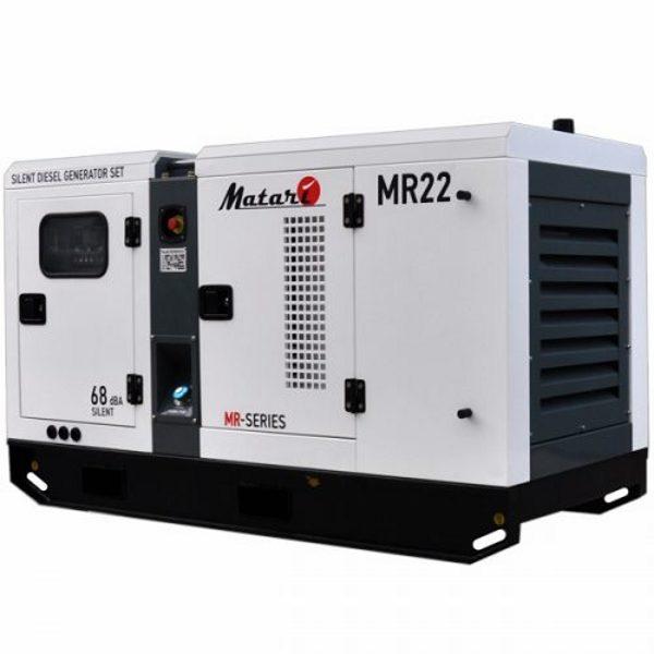Трехфазный генератор Matari MR 22