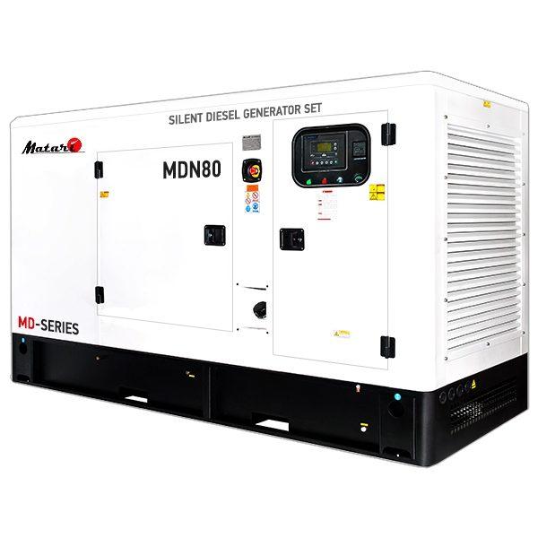 Трехфазный генератор MATARI MDN80